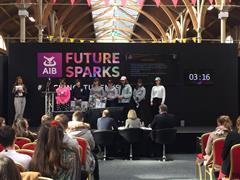 Bliain 4 - Féile Future Sparks Build a Banc